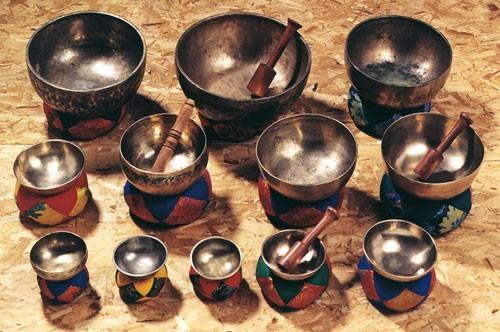 Klangschale Tibetisch (preis pro Gramm)