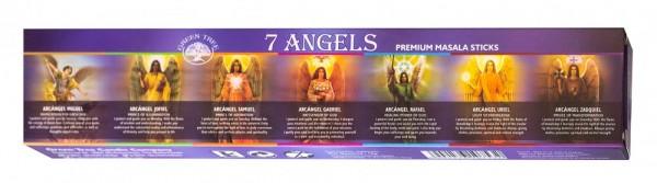 "Green Tree Incense ""7 Angels"" 15gr."