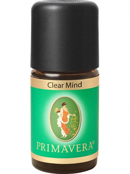 Duftmischung Clear Mind 5 ml (vormals: Die Fünf Tibeter)