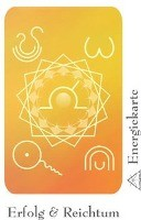 """Energie - Symbolkarte """"Erfolg & Reichtum"""""""