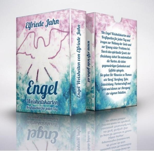 Jahn, E: Engel Weisheitskarten