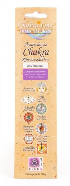 Chakra Meditations(VPE: 5 Stück)