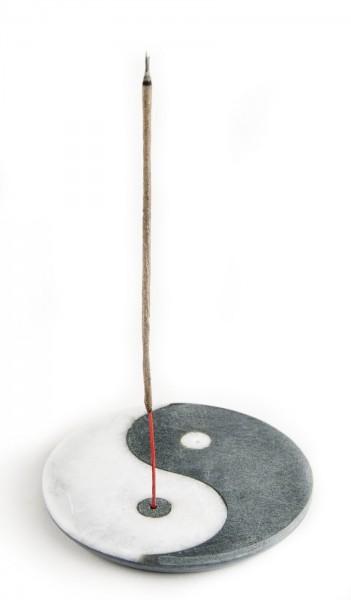 Speckstein Yin-Yang