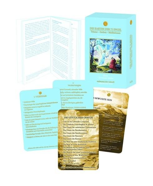 Muller, K: Karten der 72 Engel/Träume/Zeichen/Meditatiion